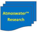 Picture of Atmoswater (TM) Research logo